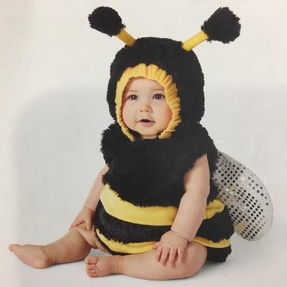 306d60caa544a Baby bumblebee costume NWT